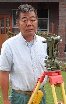 代表取締役谷光浩明近影